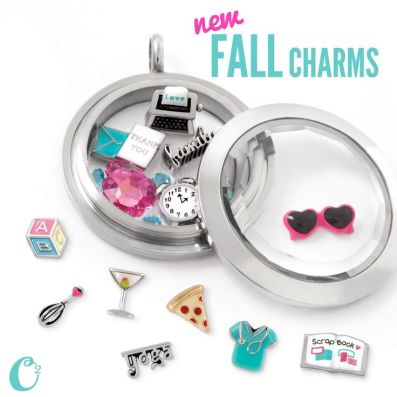 fall charms