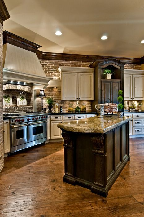 Beautiful Kitchen by K Welch Homes